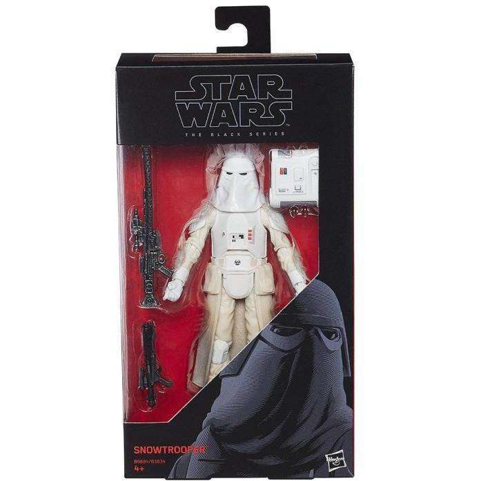Image of Star Wars Black Series Wave 18 - Snowtrooper