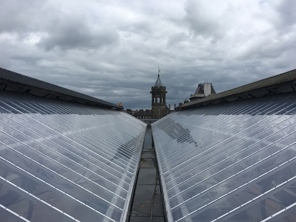 £14.5m roof investment is transforming Carlisle station