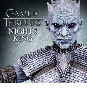 Game of Thrones Bust - Nights King