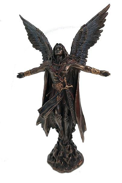 Erzengel Uriel Skulptur Figur Engel