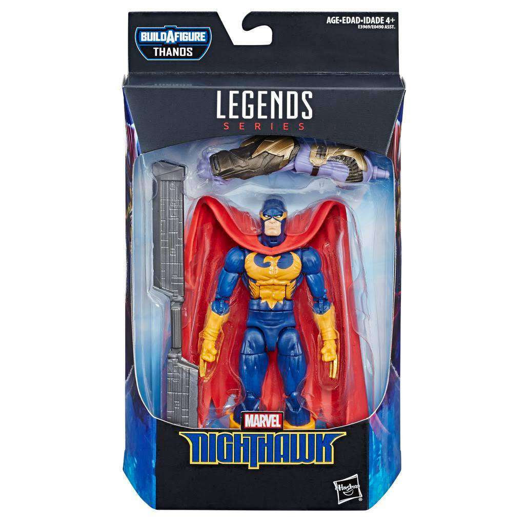 Image of Avengers: Endgame Marvel Legends (Thanos BAF) - Nighthawk