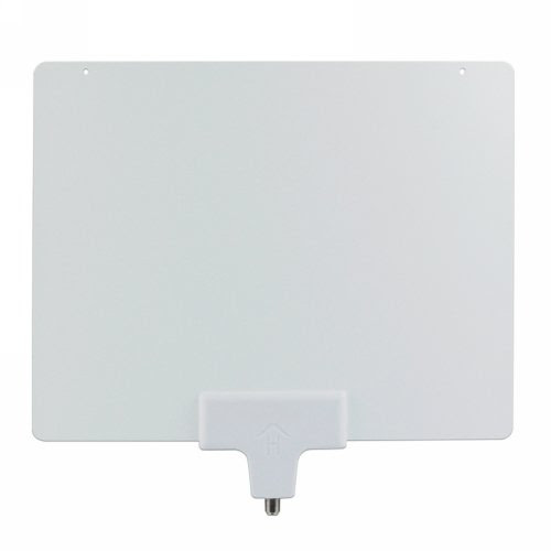Mediasonic HomeWorx HDTV Antenna - 50 Mile Range High Performance Indoor HDTV Antenna