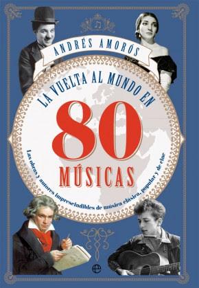 Portada de La vuelta al mundo en 80 músicas