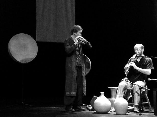 En écoute : Huluse / Bawu (Improvisation sur instruments traditionnels chinois)