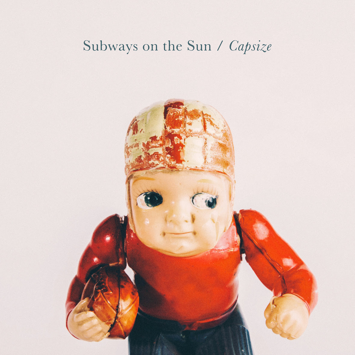Subways On The Sun Capsize cover art
