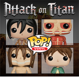 POP! ANIME ATTACK ON TITAN