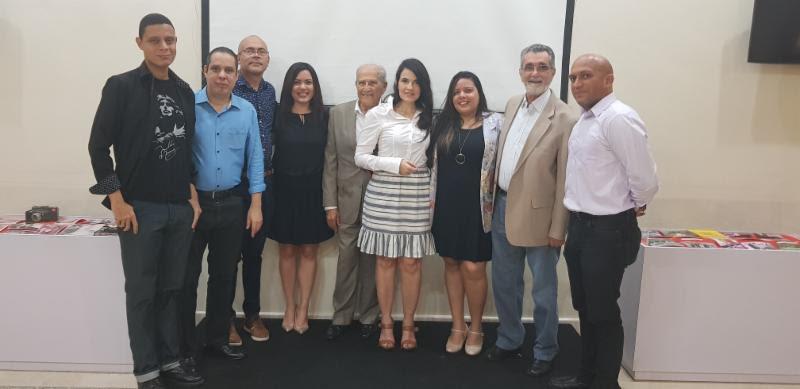 Amigos y familiares de Lidia Bastos